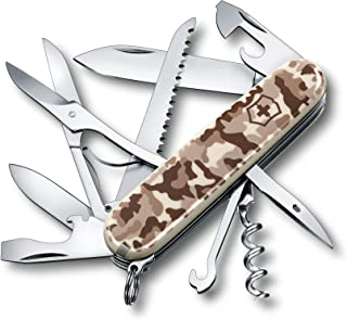 Victorinox Swiss Army Huntsman Pocket Knife, Desert Camo