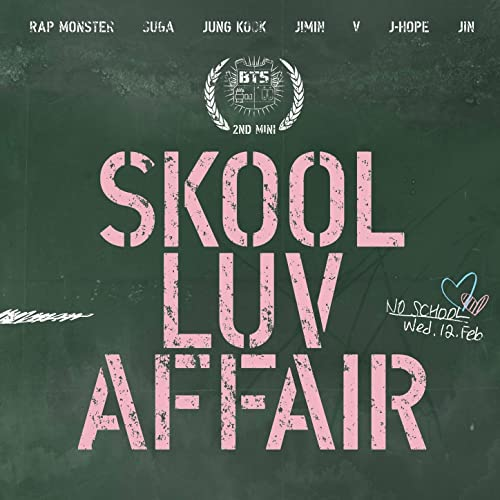 Intro: Skool Luv Affair by BTS on Amazon Music - Amazon com