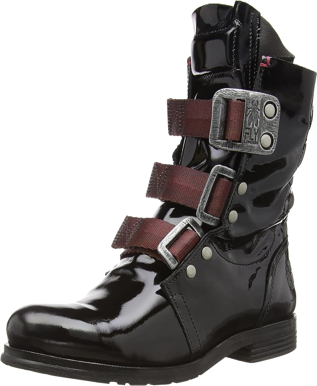 Fly London Womens STIF Atlantis Leather Boots