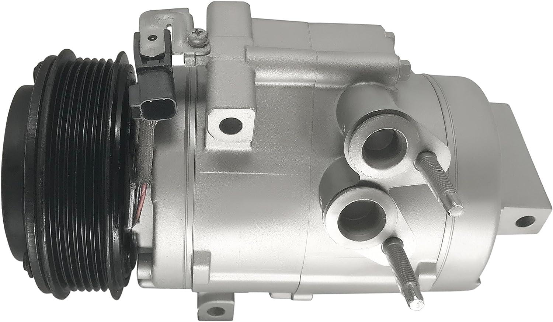 RYC Remanufactured 最安値に挑戦 AC Compressor and A FG194 C 予約 Clutch
