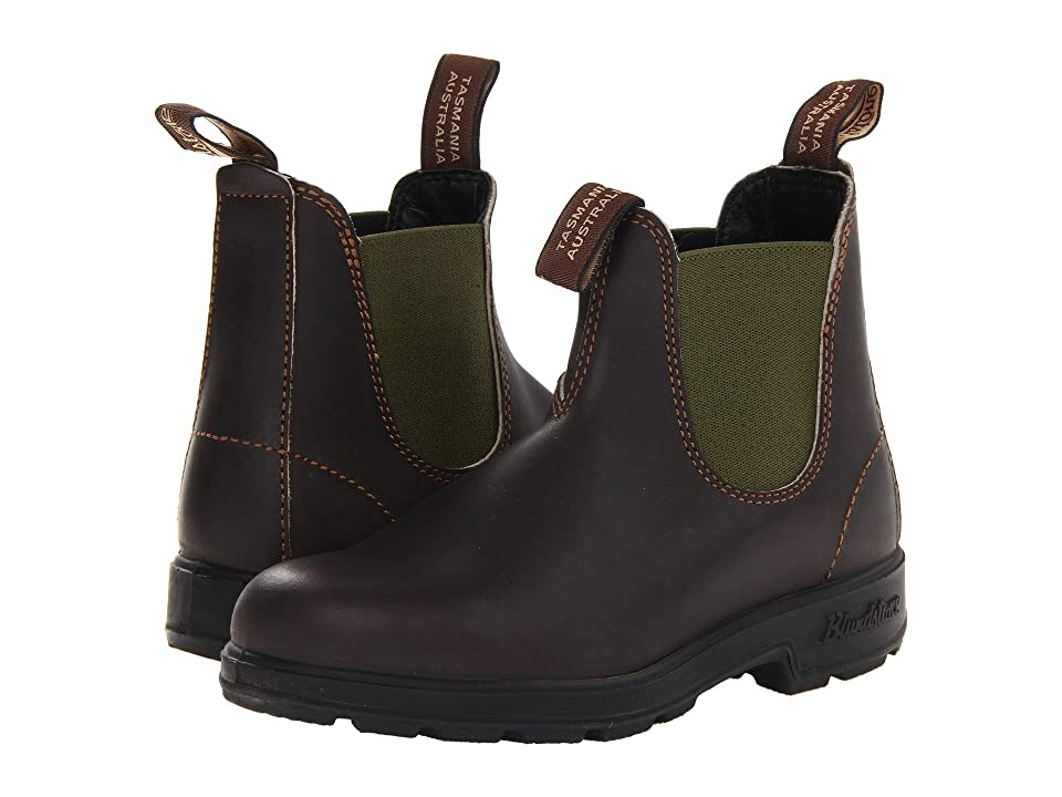 Blundstone BL519 (Stout Brown/Olive) Boots