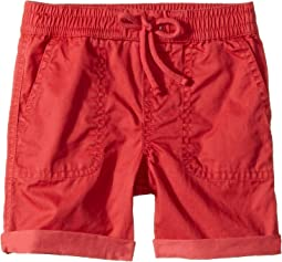 Parachute Twill Rolled Shorts (Infant)