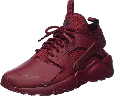 Amazon.com | Nike Mens Huarache Ultra SE Running Shoes Team Red ...