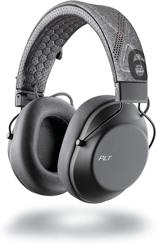 Ranking TOP3 Plantronics BackBeat FIT 6100 BT Indianapolis Mall Headphones Bluetoot Grey Pepper