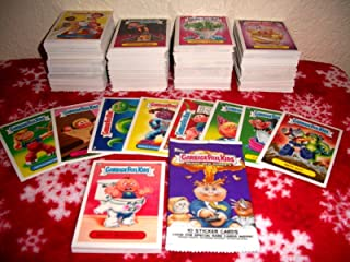 2013 GARBAGE PAIL KIDS BRAND NEW SERIES 3 {BNS3} LOT OF THIRTY DIFFERENT STICKERS + 2 CEREAL KILLER STICKERS. by Garbage Pail Kids
