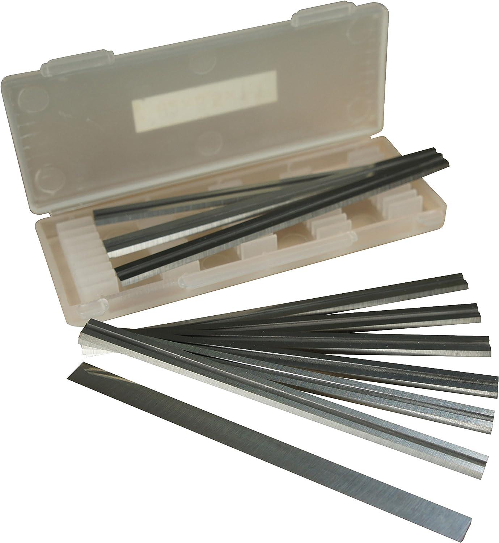 販売実績No.1 Fit メイルオーダー Ryobi HPL51K Planer 10 Pack for Replacement 3-1 Carbide 4