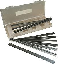 Power planer blades 82x5.5x1.1 tungsten carbide for MAKITA BOSCH BLACK&DECKER 1 box. -(3-1/4