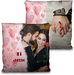 Amazon It Cuscino Con Foto Personalizzata