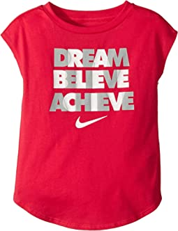 Dream Believe Achieve Short Sleeve Tee (Toddler)