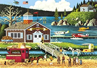 Buffalo Games - Charles Wysocki - Birds of a Feather - 300 Large Piece Jigsaw Puzzle