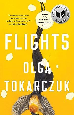 Flights by Olga Tkarczuk