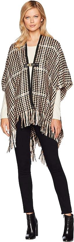 Classic Blanket Toggle Ruana