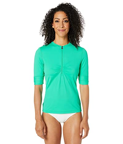 Prana Perry Sun Top (Aqua Wave) Women
