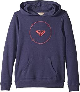Moon Is The Light Hoodie (Big Kids)