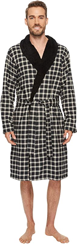 UGG - Kalib Plaid Robe