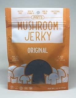 Pan's Mushroom Jerky (Original)