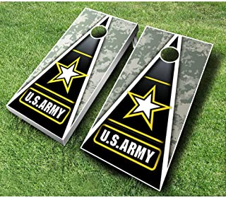 U.S. Army Tournament Cornhole Set