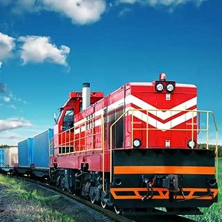 Cargo Bullet Train Simulator 3D