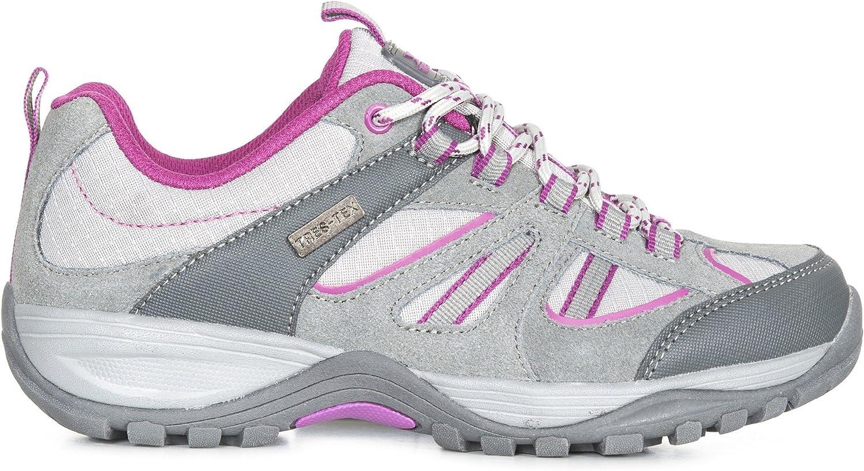 Trespass Womens Ladies Jamima Lace Up Running Trainers