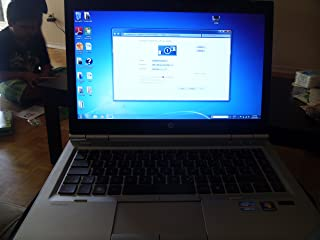 HP Elitebook 8460p 2.5GHz Intel Core i5-2520M processor, 8GB DDR3 memory, 250GB HDD, Windows Professional 64-bit