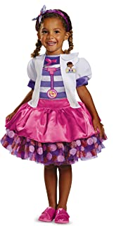 Disguise Disney Doc McStuffins tutú Deluxe bebé Costume, Un solo color, Mediano/7-8