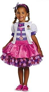 Disney Doc McStuffins Tutu Deluxe Girls' Costume