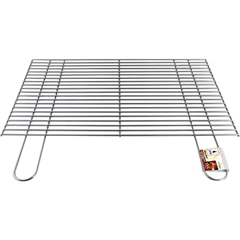 Grillrost Grillgitter Grillrost Holzkohle Grill Rost BBQ Ersatzgrill 70x30cm