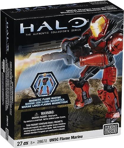 comprar ahora Mega Bloks - Halo Wars Metalons Metalons Metalons - UNSC Flame Marine  ordenar ahora