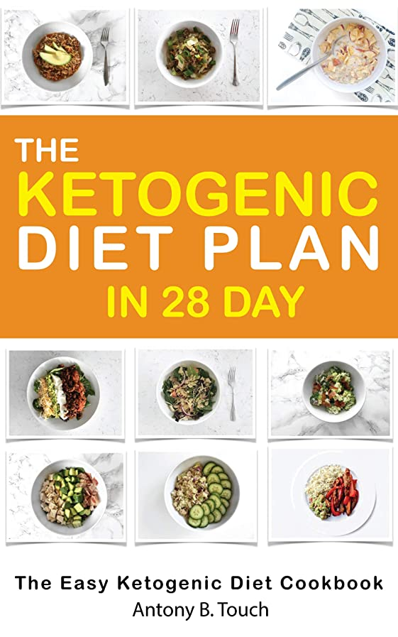 Keto Diet Plan Recipes Cookbook in 28 Day: Low-Carb, High-Fat Recipes for Busy People on the Keto Diet Weight-Loss Solution ketogenic diet recipes in 28 day (English Edition)