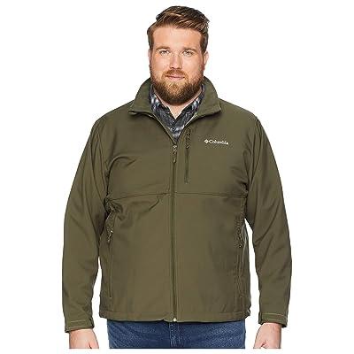Columbia Big Tall Ascendertm Softshell Jacket (Peatmoss) Men