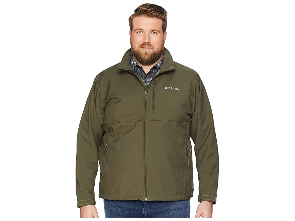 Columbia Big Tall Ascendertm Softshell Jacket (Peatmoss) Men