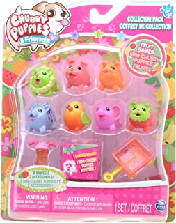 Spin Master Chubby Puppies Play Set 10 Pieces