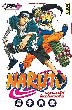 Naruto - Tome 22 (Shonen Kana) (French Edition)
