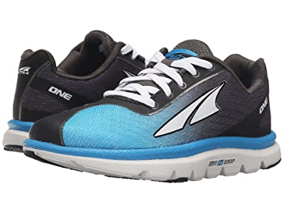 Altra Footwear One Jr (Big Kids) (Blue) Athletic Shoes