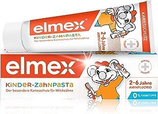 Elmex 784638 Pasta do Zębów dla Dzieci, 2-6 lat, 50 ml