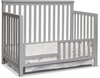 Sorelle Annie Elite/Madrid/Fairview/Glendale/Palisades Room in A Box Toddler Rail, Grey