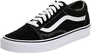 Vans Unisex Adults' Old Skool Classic Suede/Canvas Sneakers