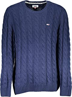 Tommy Hilfiger Tjm Essential Cable Sweater Maglione Uomo