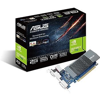 ASUS NVIDIA GT710搭載ビデオカード GT710-SL-2GD5-BRK