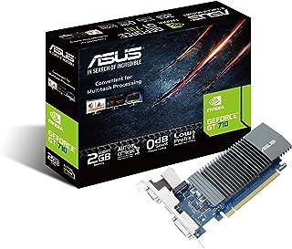 ASUS GT710-SL-2GD5-BRK GeForce GT 710 2GB GDDR5 Tarjeta gráfica