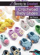 Crocheted Baby Shoes (Twenty to Make)