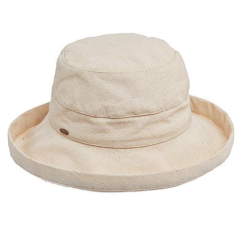 a0d73b233 Scala Sun Hats: Amazon.com