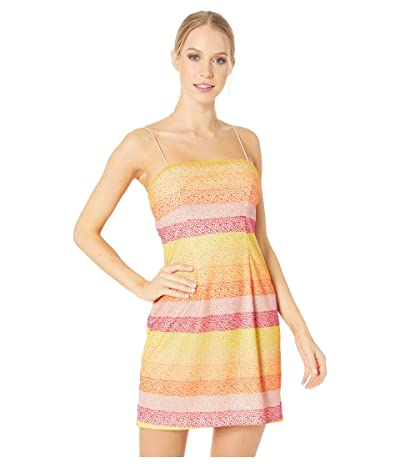 Show Me Your Mumu Clarissa Dress (Fiesta Sunset Stripe) Women