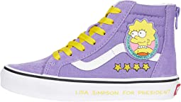Vans X The Simpsons Sneaker Collection (Little Kid)