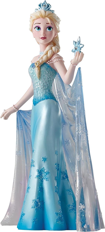 Enesco 4045446 Disney Showcase Figur - Die Eisknigin Elsa, 21.0cm, Bunt