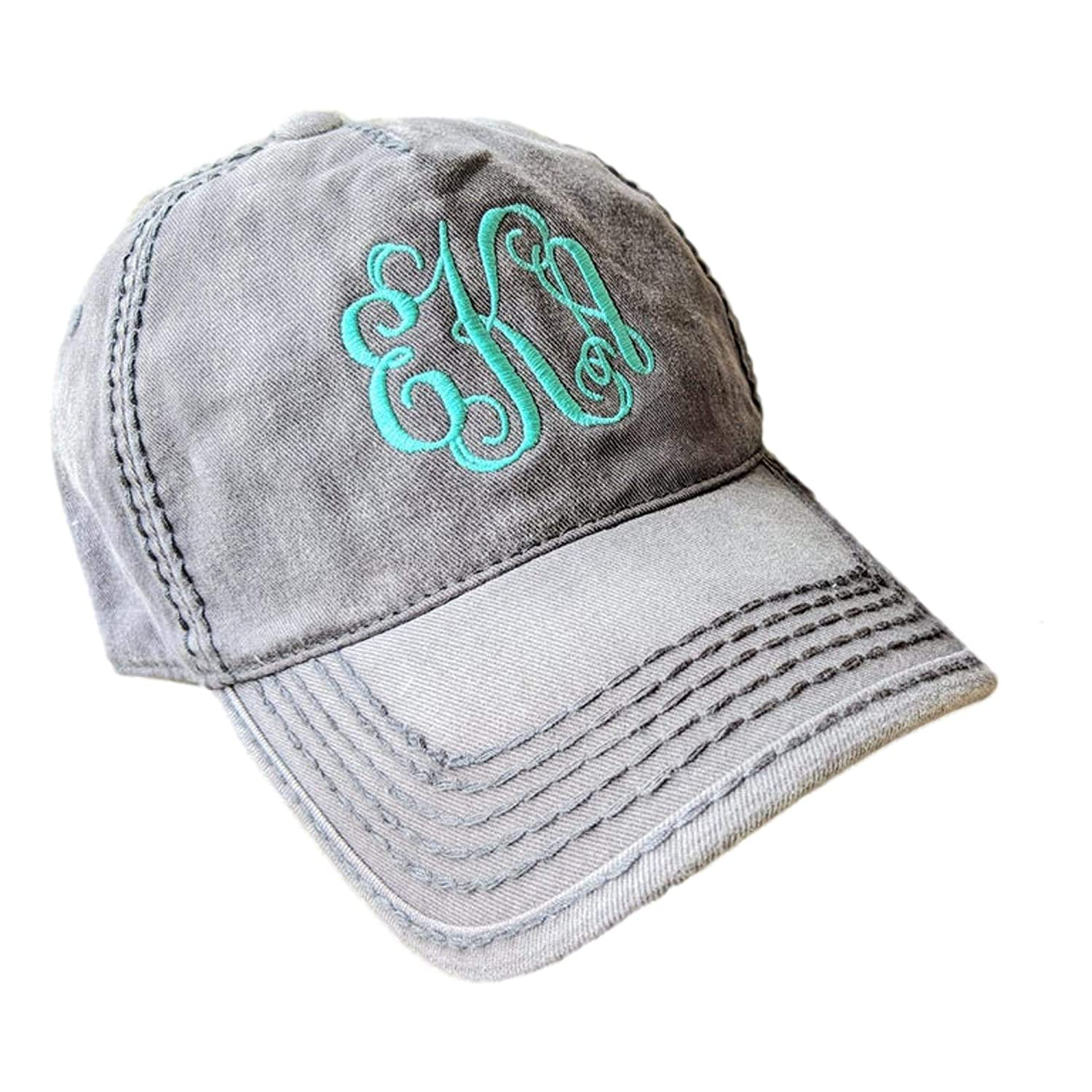 Loaded Lids Customized Women's Limited time cheap sale Cap Outlet SALE High Monogrammed Ponytail