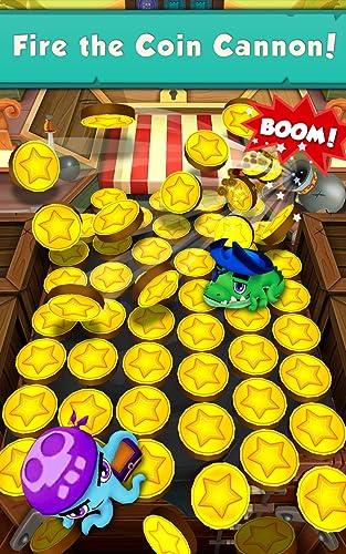 『Coin Dozer: Pirates』の1枚目の画像