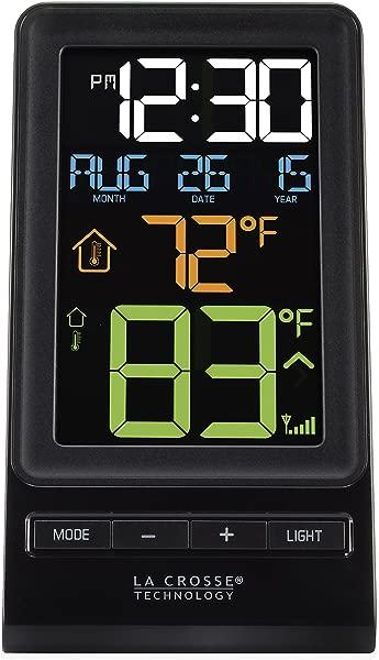 La Crosse Technology 308 1415 Wireless Thermometer Black