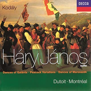 Háry János Suite - Viennese Musical Clock