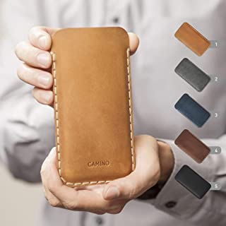 Leather case for iPhone 11 Pro Max XS XR X 8 7 6s 6 5s 5 SE Plus cover personalized sleeve pouch shell monogram your name or initials, any custom sizes available